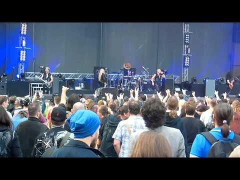 Primal Fear, Amorphis, Dark Tranquillity - Moscow metal meeting 2015