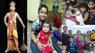 sree anjaneyam serial Child Actor Real life Family  Photos - 2 March 2018