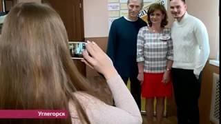 Известные российские актеры театра и кино проголосовали в Углегорске и Охе