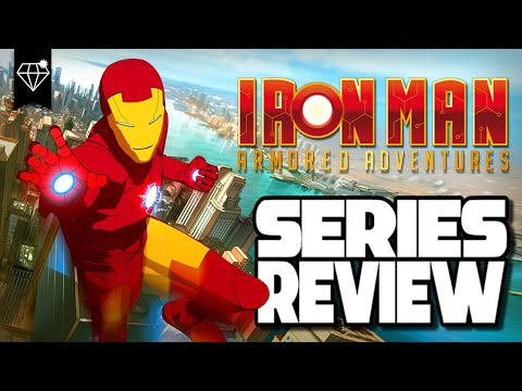TV Review | Iron Man Armored Adventures