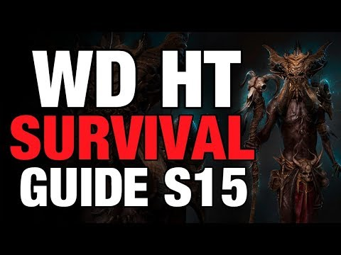 Diablo 3 Witch Doctor Season 15 Helltooth Guide