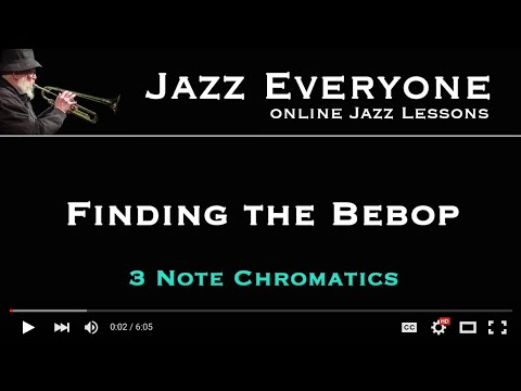 Finding the Bebop with Willie Thomas