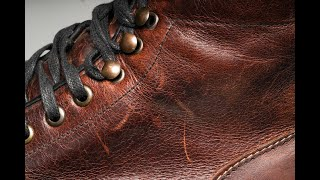 The Sutro Charlton Review: Comfy Boots With Ugly Leather