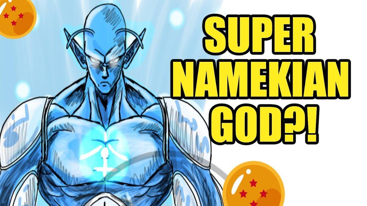 Dragon Ball Super - Will Piccolo become a Super Namekian God in ...