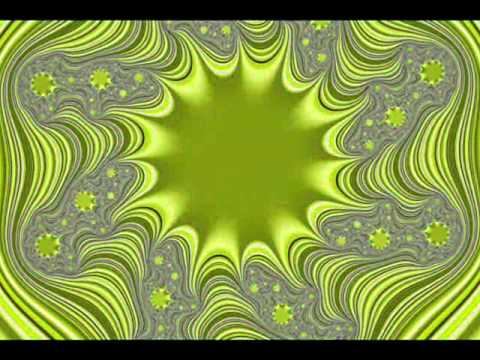 Tangerine Dream - Silver Siren (and Julia fractals)