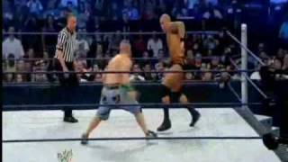 WWE Breaking Point 2009 Randy Orton vs John Cena I Quit Match for the WWE Championship Highlights