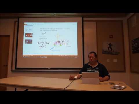 Grandmaster Xu Mingtang, public talk in Seattle, 2016 - part 1