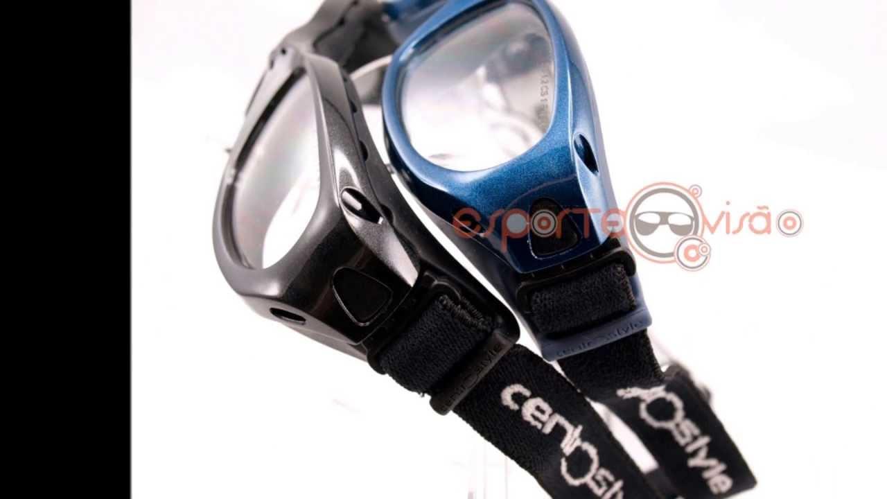c8a903298784b Óculos para Esportes Esporte Visão - YouTube