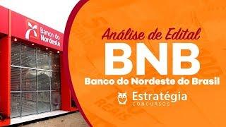 Análise de Edital: Concurso BNB 2018