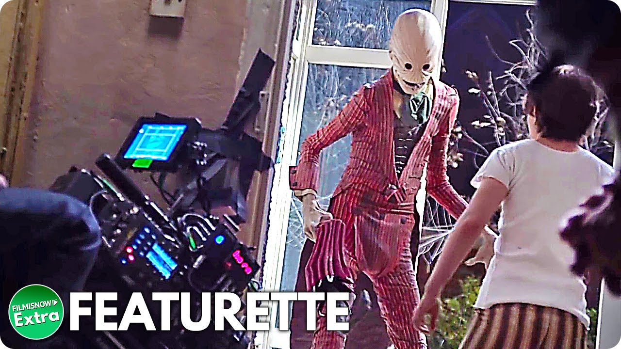 THE CONJURING UNIVERSE | Behind the Scenes Featurette