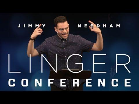 Jimmy Needham at Linger 2018