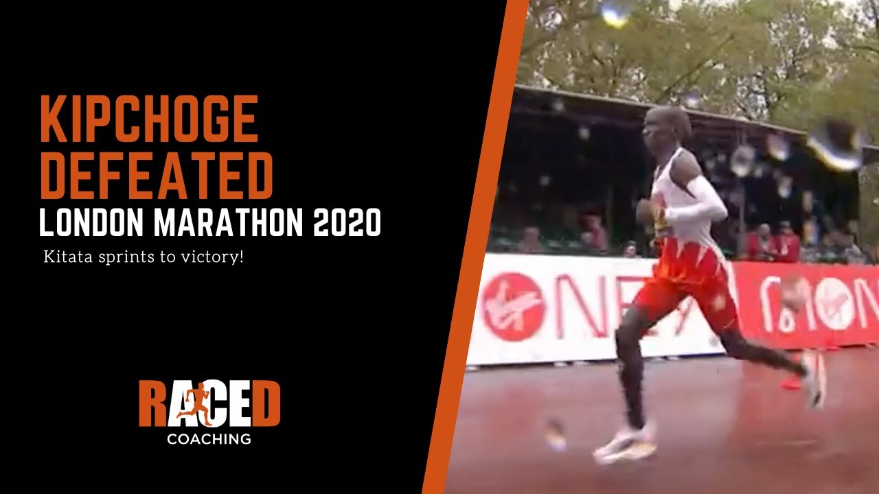 Kipchoge Defeated at London Marathon 2020*** - YouTube