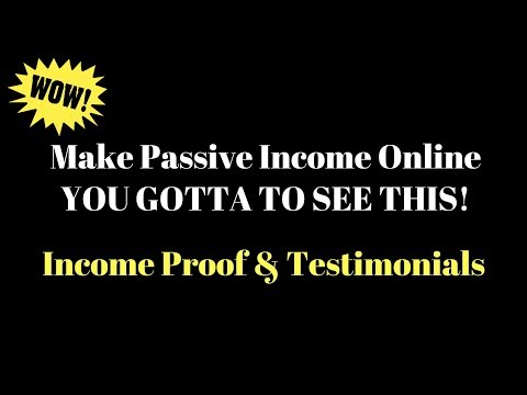 Ways To Make Passive Income -  A Simple $150 A Day Blueprint - Make Money For Beginners