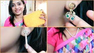 Giveaway Alert - My October Bling Bag 2018 | Fest-ober | Indian Mom On Duty