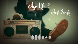 Uska Hi Banana by Arijit Singh WhatsApp status | Sad WhatsApp status | Abhay Editor