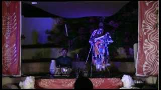Lakhan Das Baul, in Chandler Arizona, Super Full Moon performance, 6/22/2013