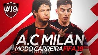 SÓ GOLAÇO E PATO BRILHANDO! | FIFA 19 MODO CARREIRA #19