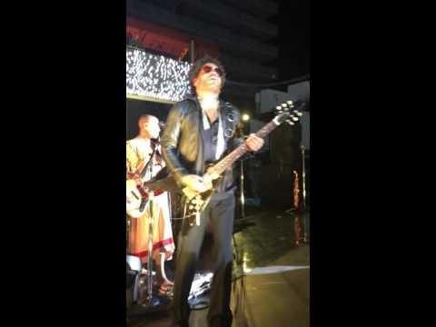 Lenny Kravitz May 2016 EMC Private Event Las Vegas