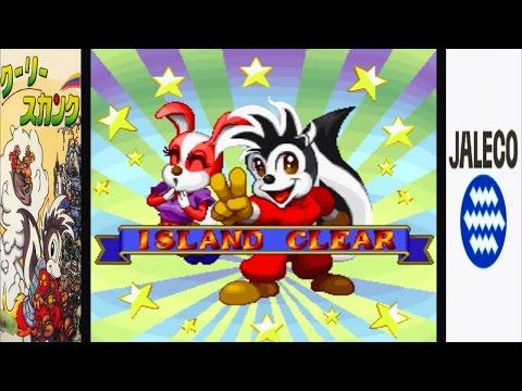 Punky Skunk Game Sample - Playstation