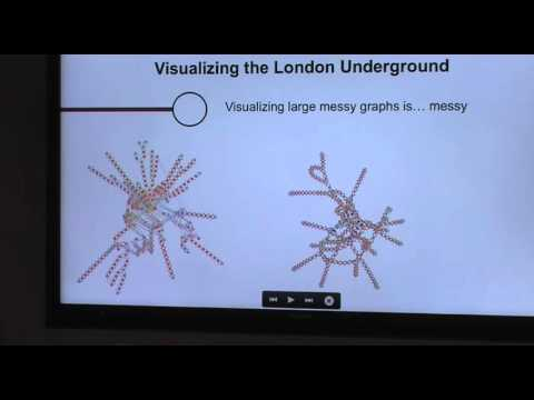 Camilla Montonen: How can Python help us understand London's most important transportation network?