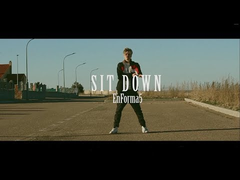 BLAKE - SIT DOWN #ENFORMA5