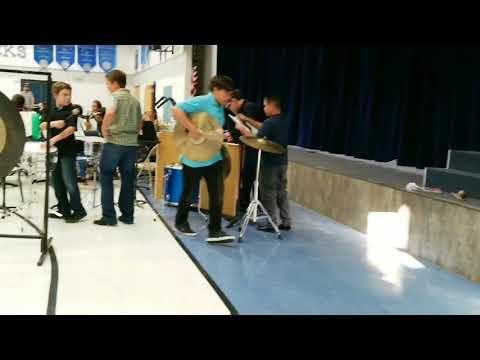 Desert Valley Elementary School - 6th Grade Band Concert
