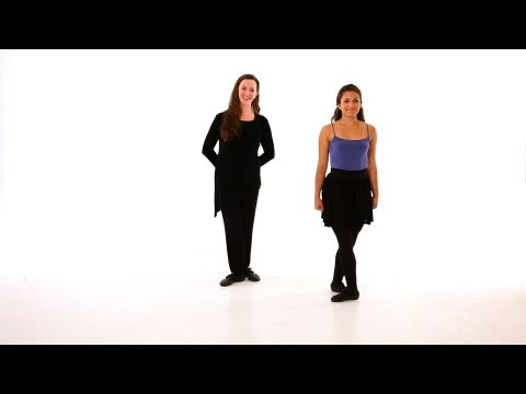 How to Do a Beginner Routine | Irish Step Dancing