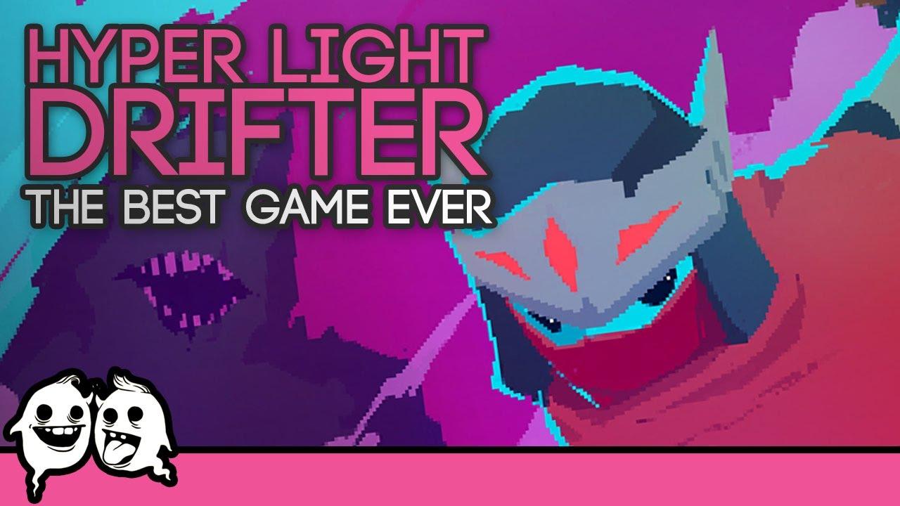 Hyper Light Drifter The Best Game Ever Youtube