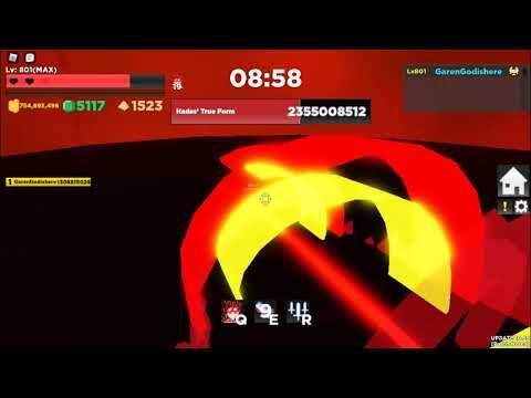 RPG Simulator:Hades Solo. (easy)