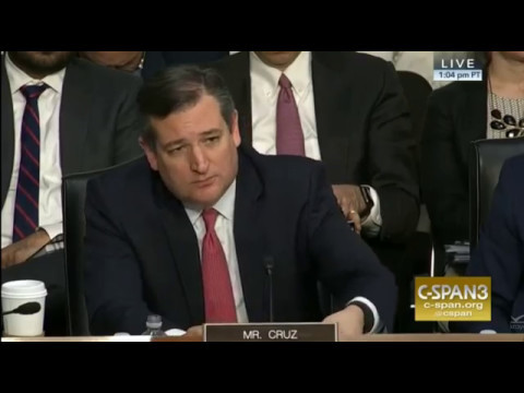 Ted Cruz Traps James Clapper Into Admitting Huma Abedin is a Criminal
