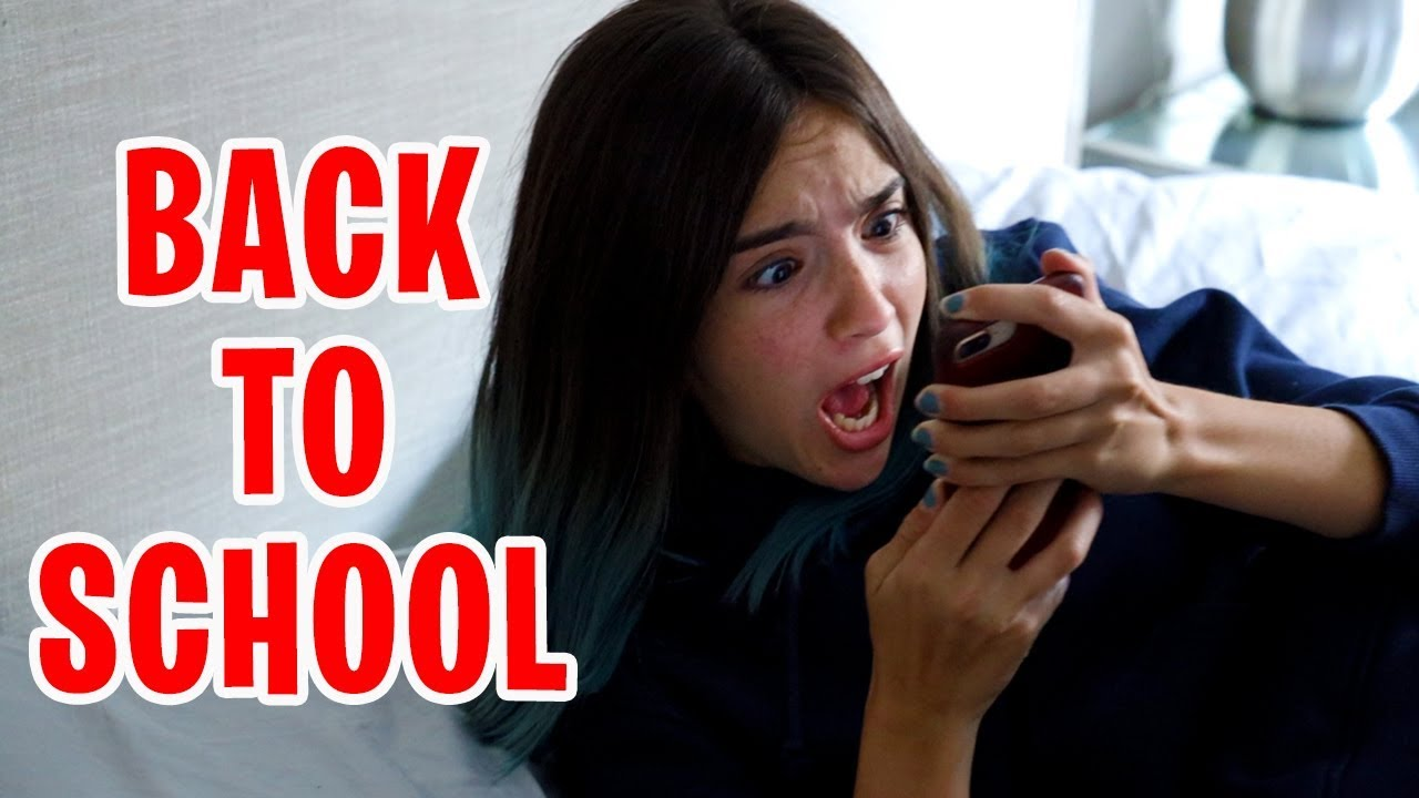 Download BACK TO SCHOOL MORNING ROUTINE