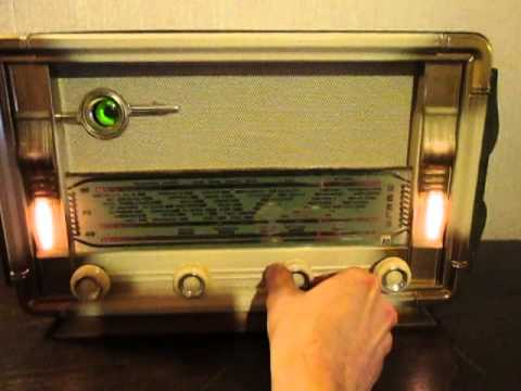 ancien poste de radio reela ouragan youtube