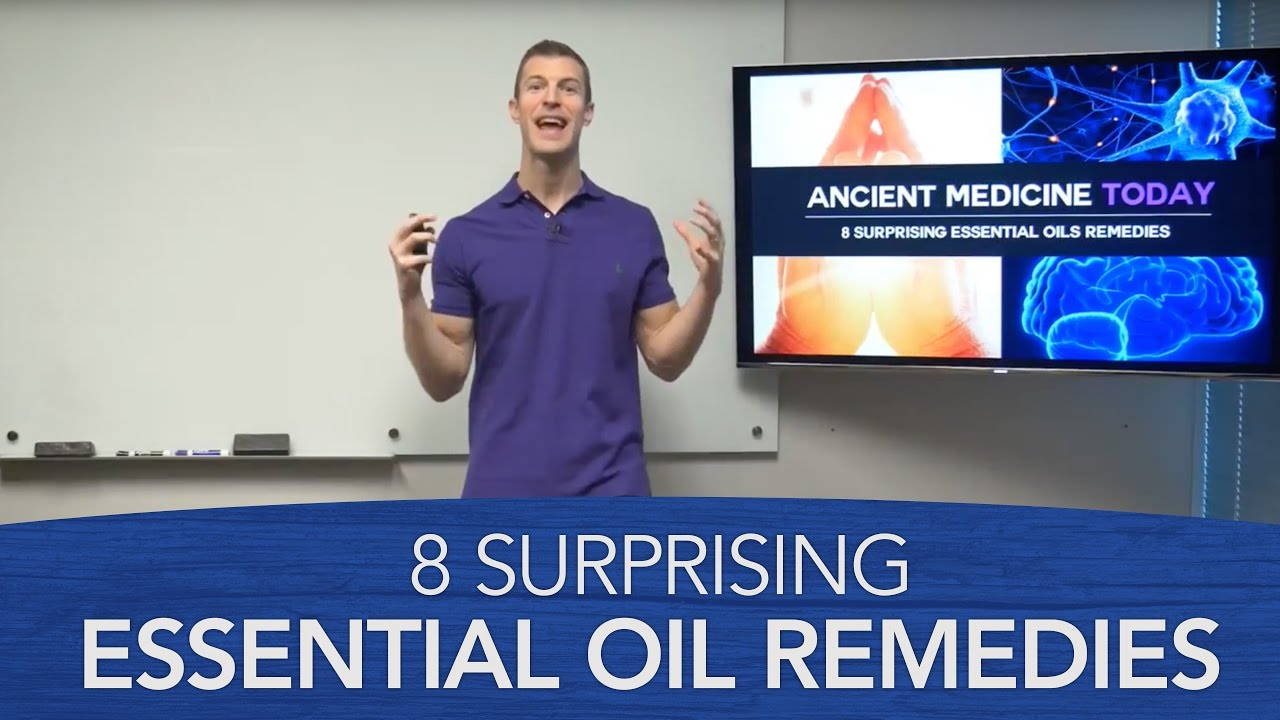 8 Surprising Essential Oil Remedies