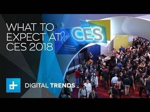Voice control, wireless power, and the big TVs that will define CES 2018