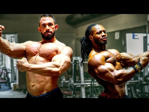 Brust Workout feat. Ulisses & Kevin Wolter