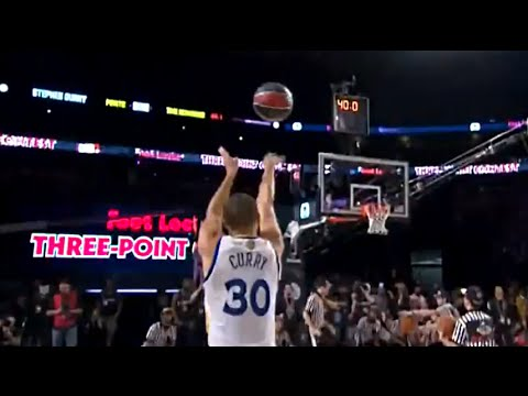Stephen Curry - 2014 Foot Locker Three-Point Contest