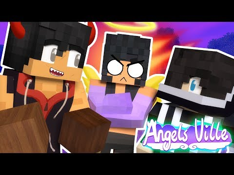 Zane Joins The Town | Angelsville Minecraft Survival [Ep.6]