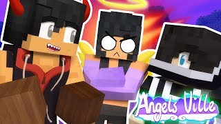 Zane Joins The Town | Angelsville Minecraft Survival [Ep.6] Video