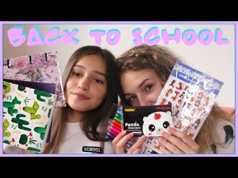BACK TO SCHOOL: Покупки канцелярии // 11 класс 📐