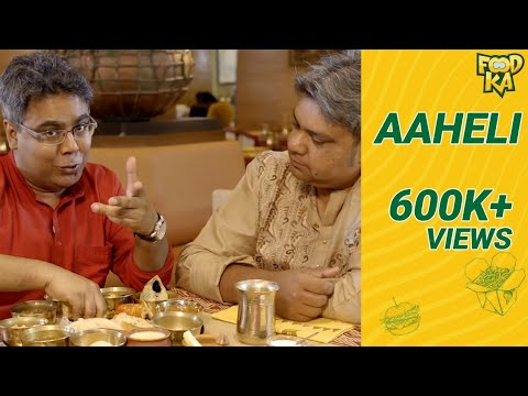 Aaheli | আহেলী | Foodka S02E05 | Mir | Indrajit Lahiri | Bengali Food