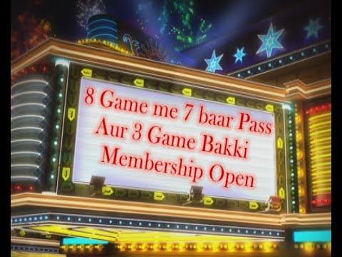Satta Khiladi Grand Membership OpenToday for next Week