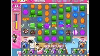 Candy Crush Saga Level  1549 (2* No Booster)