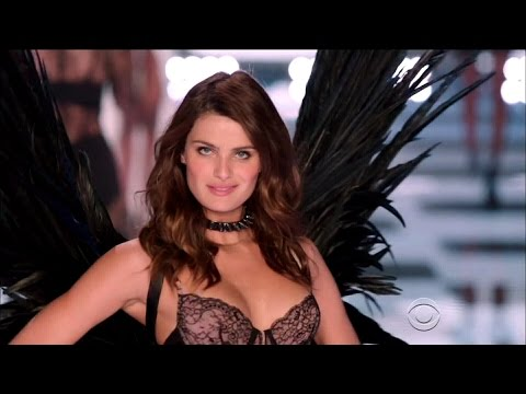 Isabeli Fontana Victoria's Secret Runway Walk Compilation 2003-2014 HD
