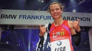 Lisa läuft BMW Frankfurt Marathon in 2:31:28h