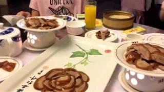 Пробуем пекинскую утку в Пекине.Приготовление и подача - целое шоу! Как вкусно поесть в Китае