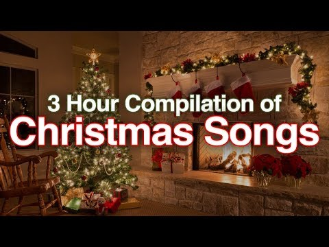 3 Hours Of Christmas Songs (Compilation)