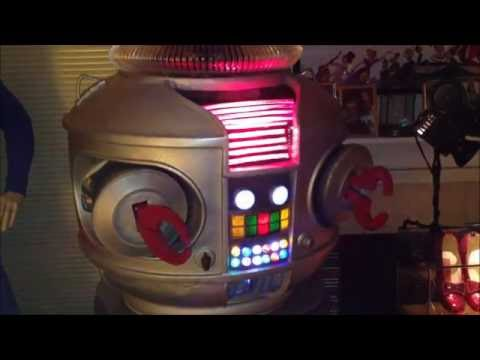 The Greg Cochrane Collection Part 3 - Greg's New Roommate Lost in Space Robot