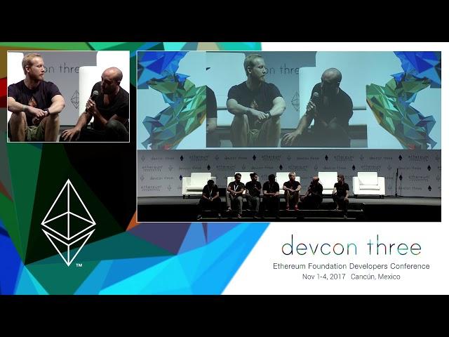Panel: Development Frameworks