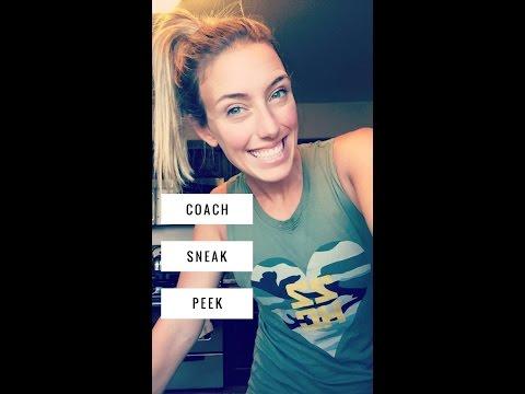 Day 3 Coach Sneak Peek: Social Media/Growing Network