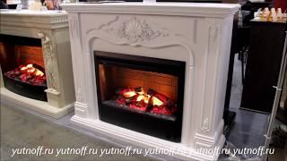 Обзор камина Real Flame Victoria + 26 Helios 3D